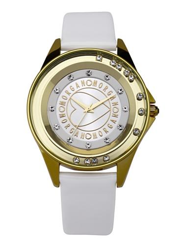 Morgan De Toi Damen Armbanduhr gold 38 mm