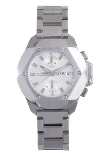RSW Herren-Armbanduhr XL Nazca Analog Automatik Edelstahl 4400MSS05D0