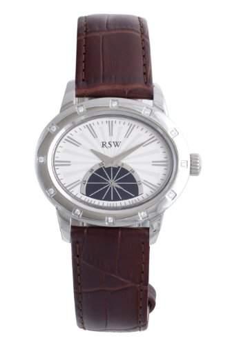 RSW Damen-Armbanduhr Consort Analog Leder 6140BSL92D0