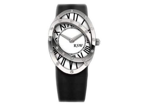 RSW Damen-Armbanduhr XS Loop Analog Textil 6960BSTS122D1