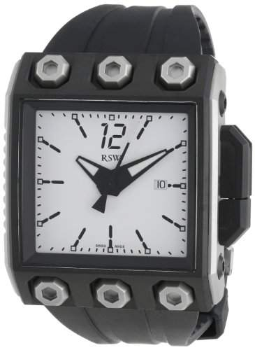 RSW Herren-Armbanduhr XL Outland Analog Automatik Kautschuk 7120S1R1H200