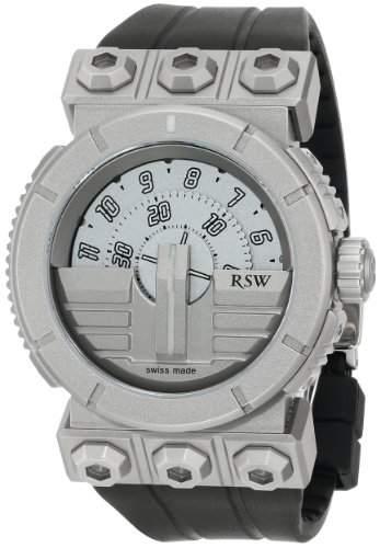 RSW Herren-Armbanduhr XL Outland Disk Analog Automatik Kautschuk 7125MSR1500
