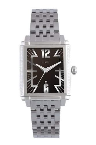 RSW Herren-Armbanduhr XL Hampstead Analog Edelstahl 9220BSS09D1