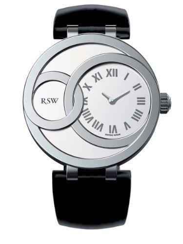RSW Damen Armbanduhr Wonderland Round Analog Leder 6025 BS L1 2 00