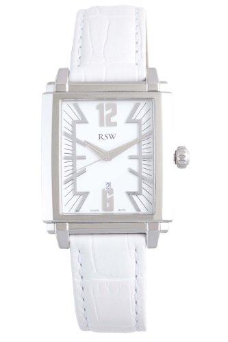 RSW Herren Armbanduhr XL Hampstead Analog Leder 9220 BS L2 2 00
