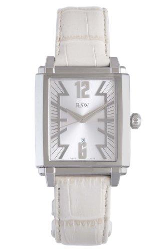RSW Herren Armbanduhr XL Hampstead Analog Leder 9220 BS L5 5 00