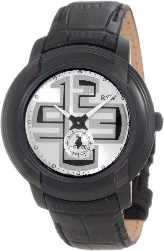 RSW Herren Armbanduhr XL Volante Analog Leder 9130 1 L1 52 00