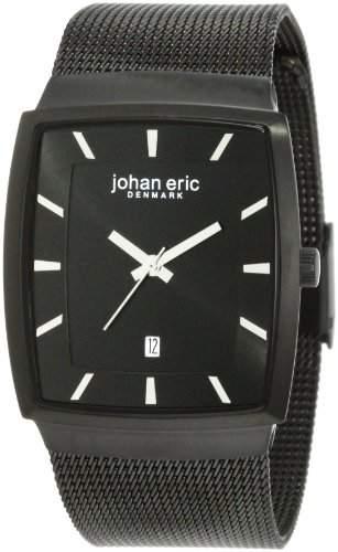 Johan Eric Herren-Armbanduhr XL Tondor Analog Edelstahl JE1002-13-007