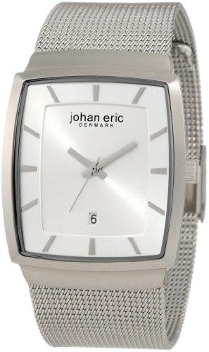 Johan Eric Herren Armbanduhr XL Tondor Analog Edelstahl JE1004 04 001
