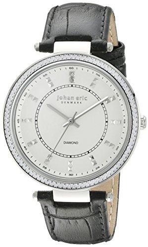 Johan Eric Damen je1000b 04 001 7 ballrup Analog Display Quartz Black Watch