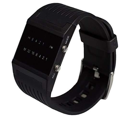 getDigital Binaere Armbanduhr fuer Einsteiger