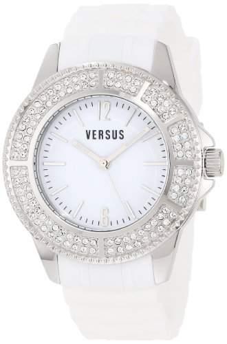 Versus Damen-Armbanduhr Analog Quarz Polyurethan 3C6370 0000