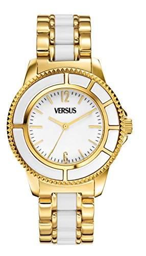 Versus Damen-Armbanduhr Analog Quarz Edelstahl AL13SBQ701 A071