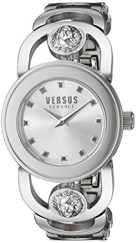 Versus Damen Armbanduhr Analog Quarz Stahl SCG070016