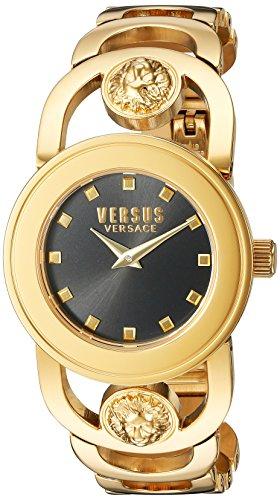 Versus Damen Armbanduhr Analog Quarz Stahl SCG090016