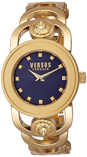 Versus Damen Armbanduhr Analog Quarz Stahl SCG110016