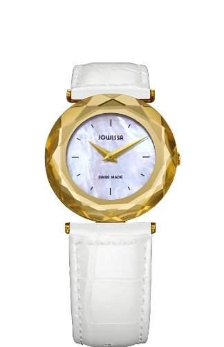 Jowissa Damen-Armbanduhr XS Safira 99 Analog Leder J1003M