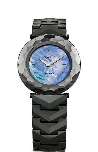 Jowissa Damen-Armbanduhr XS Safira 99 Analog Keramik J1028L