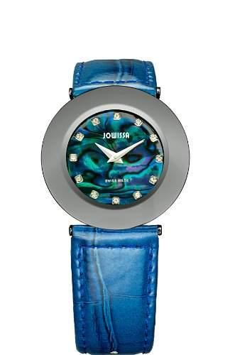 Jowissa Damen-Armbanduhr XS Safira 999 Analog Leder J1064L