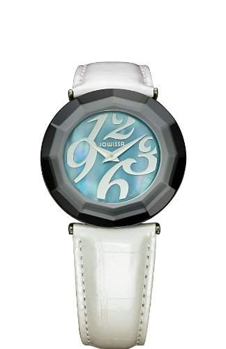Jowissa Damen-Armbanduhr XS Safira 24 Analog Leder J1165L