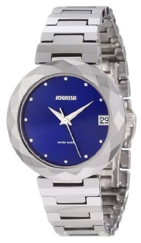Jowissa Damen-Armbanduhr XS Soletta Analog Wolfram J1175M
