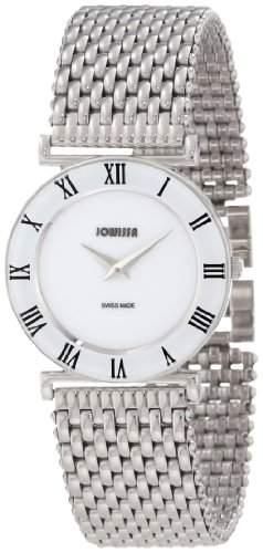 Jowissa Damen-Armbanduhr XS Roma Analog Edelstahl J2003M