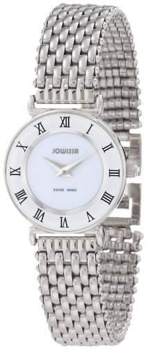 Jowissa Damen-Armbanduhr XS Roma Analog Edelstahl J2003S