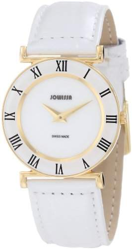 Jowissa Damen-Armbanduhr XS Roma Analog Leder J2027M