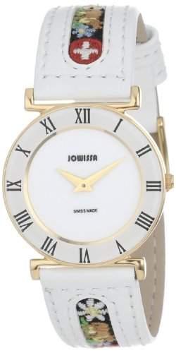 Jowissa Damen-Armbanduhr XS Roma Ethno Analog Leder J2035M