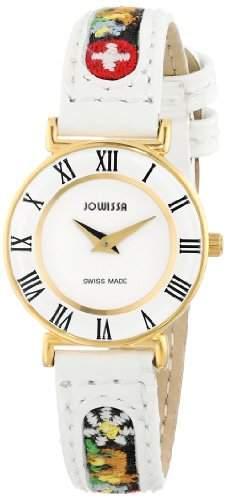 Jowissa Damen-Armbanduhr XS Roma Ethno Analog Leder J2035S