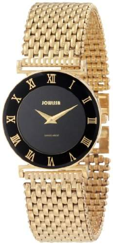 Jowissa Damen-Armbanduhr XS Roma Analog Edelstahl J2040M