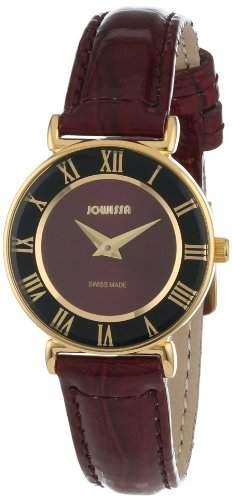 Jowissa Damen-Armbanduhr XS Roma Analog Leder J2043S