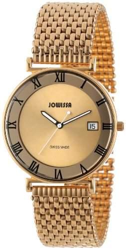 Jowissa Damen-Armbanduhr Strada Analog Edelstahl J2048L