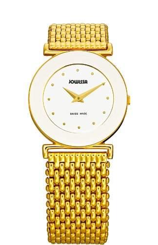 Jowissa Damen-Armbanduhr XS Elegance Analog Edelstahl J3020M