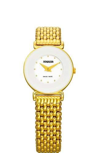 Jowissa Damen-Armbanduhr XS Elegance Analog Edelstahl J3020S