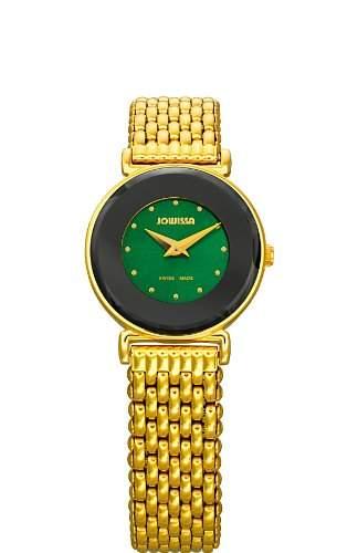 Jowissa Damen-Armbanduhr XS Elegance Analog Edelstahl J3032S