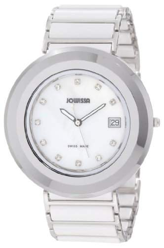 Jowissa Damen-Armbanduhr Cyclon Analog Keramik J6003L
