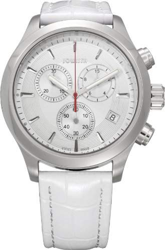 Jowissa Herren-Armbanduhr XL Pallaton Analog Leder J7042L