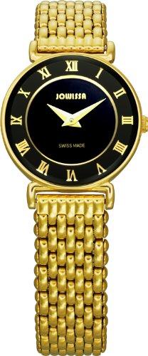 Jowissa Damen Armbanduhr XS Roma Analog Edelstahl J2 040 S