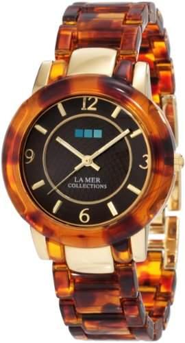 La Mer Collections Damen LMINDO002 Indo Lucite Uhr