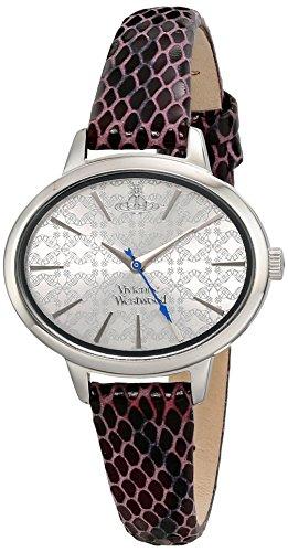 Vivienne Westwood Damen Armbanduhr Leder VV102SLPPS