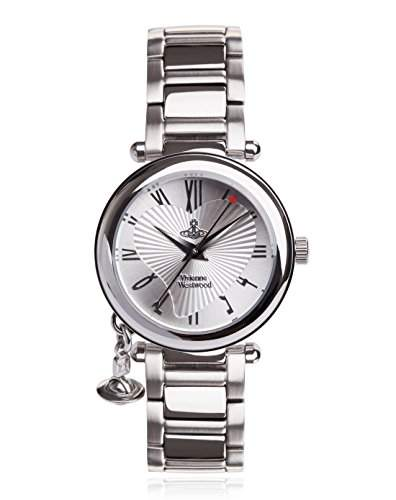 Vivienne Westwood Damen-Armbanduhr Orb Analog Quarz VV006SL
