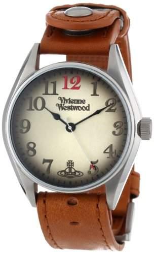 Vivienne Westwood Herren-Armbanduhr Heritage Analog Quarz VV012TN