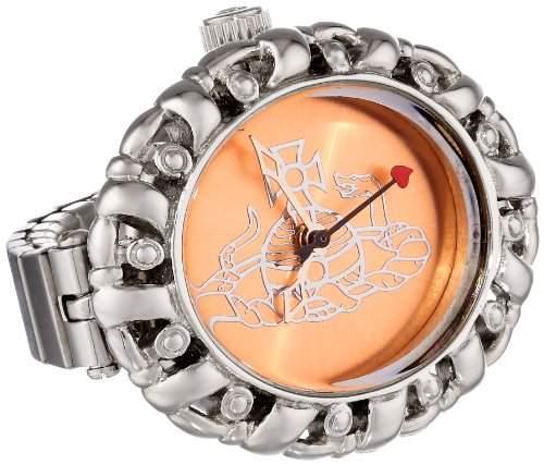 Vivienne Westwood Damen-Armbanduhr Pimlico Analog Quarz VV052PKSL