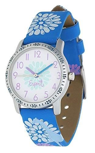 Esprit Maedchen Armbanduhr Festival Fever blau ES103524011