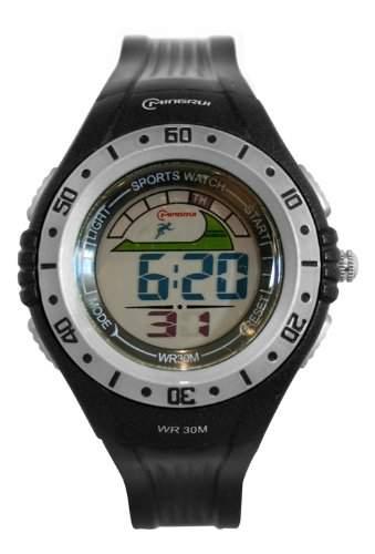 Waooh - Uhr - MingRui LCD 8020 Silver