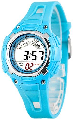 Sportliche Digital Multifunktions MINGRUI Armbanduhr fuer Damen und Kinder 91093258 RM 3