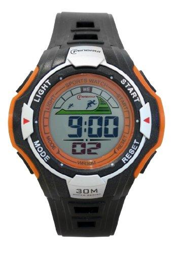 Waooh Uhr MingRui LCD 6028 Orange