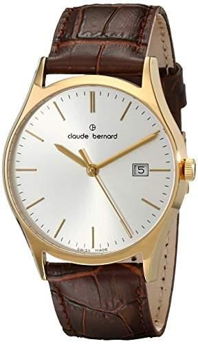 Claude Bernard 53003 37J AID Uhr swiss made