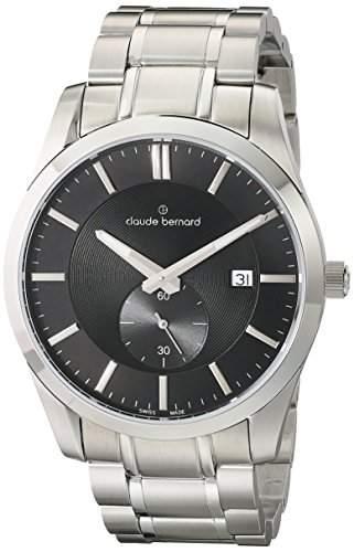Claude Bernard Sophisticated Classics Small Second 65002 3 NIN2